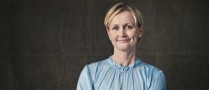 Stina Lindh Hök, Operativ chef i Nyfosa. Foto: Pressbild Nyfosa
