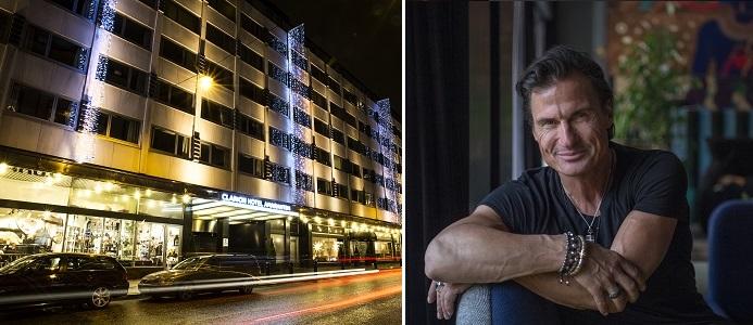 Ägarskiftet sker formellt i augusti. Bilden till höger: Petter Stordalen, Foto: Kate Gabor