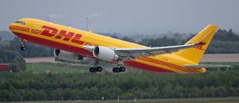 Boeing har mottagit en beställning från DHL på fyra fraktflygplan. Foto: DHL