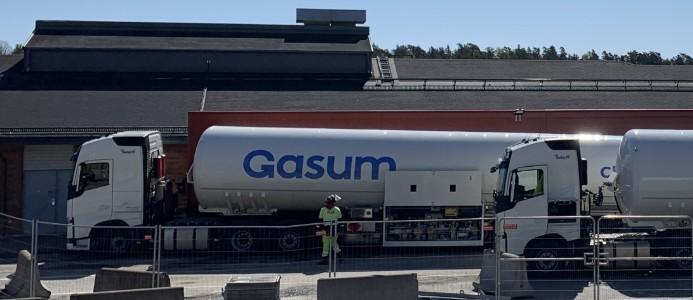 Gasum-nynäshamn-bunkringsstation