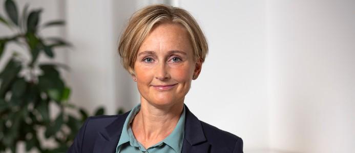 Operativa chefen Stina Lindh Hök tar över rollen som vd.