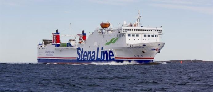 Stena Gothica. Ett av fartygen som trafikerar Liepaja-Karlskrona-Travemünde. Foto: Stena Line/Ann-Charlotte Ytterberg