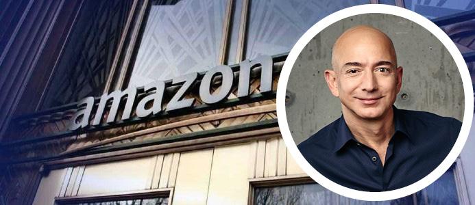 Jeff Bezos, Grundare och VD för Amazon. Foto: Robert Scoble (CC) / Amazon