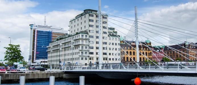 Stena Fastigheter tar plats i Kolgahuset i Nyhamn. Bild: Stena Fastigheter