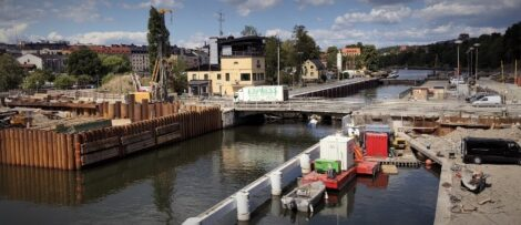 Nu väntar analus av projektet som ska ge en ny tidplan och kostnader. Bild: Södertälje kommun.