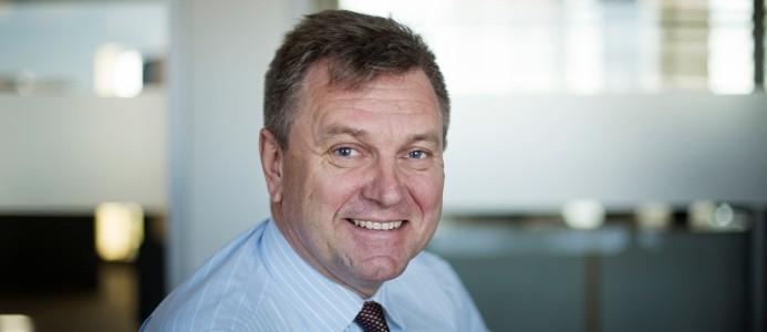 Tom Erixon, Alfa Lavals vd och koncernchef. Möjlig blivande ordförande på ÅF Pöyry. Foto: Alfa Laval