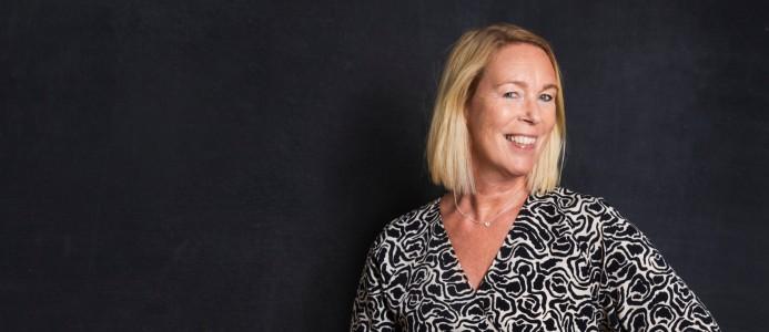 Ulla Bergström, vd Sweco Arkitektverksamhet. Foto: Sweco