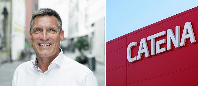 Benny Thögersen slutar som vd på Catena under 2021. Bild: Catena