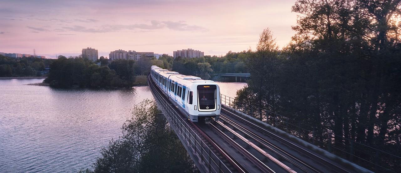 De nya tågen är utformade för att passa en växande storstadsregion. Bild: SL