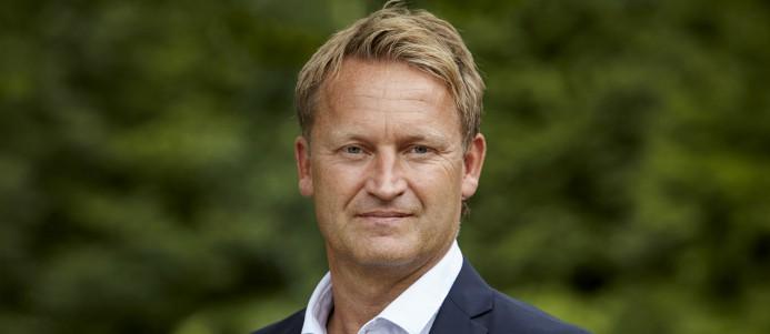 Göran Linder, affärsområdeschef Projektutveckling på Peab