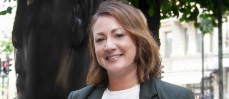 Johanna Klingvall CFO Arlandastad Holding