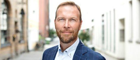Jörgen Eriksson vd Catena