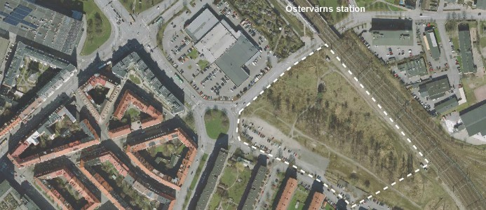 Området Nya Ellstorp, Malmö