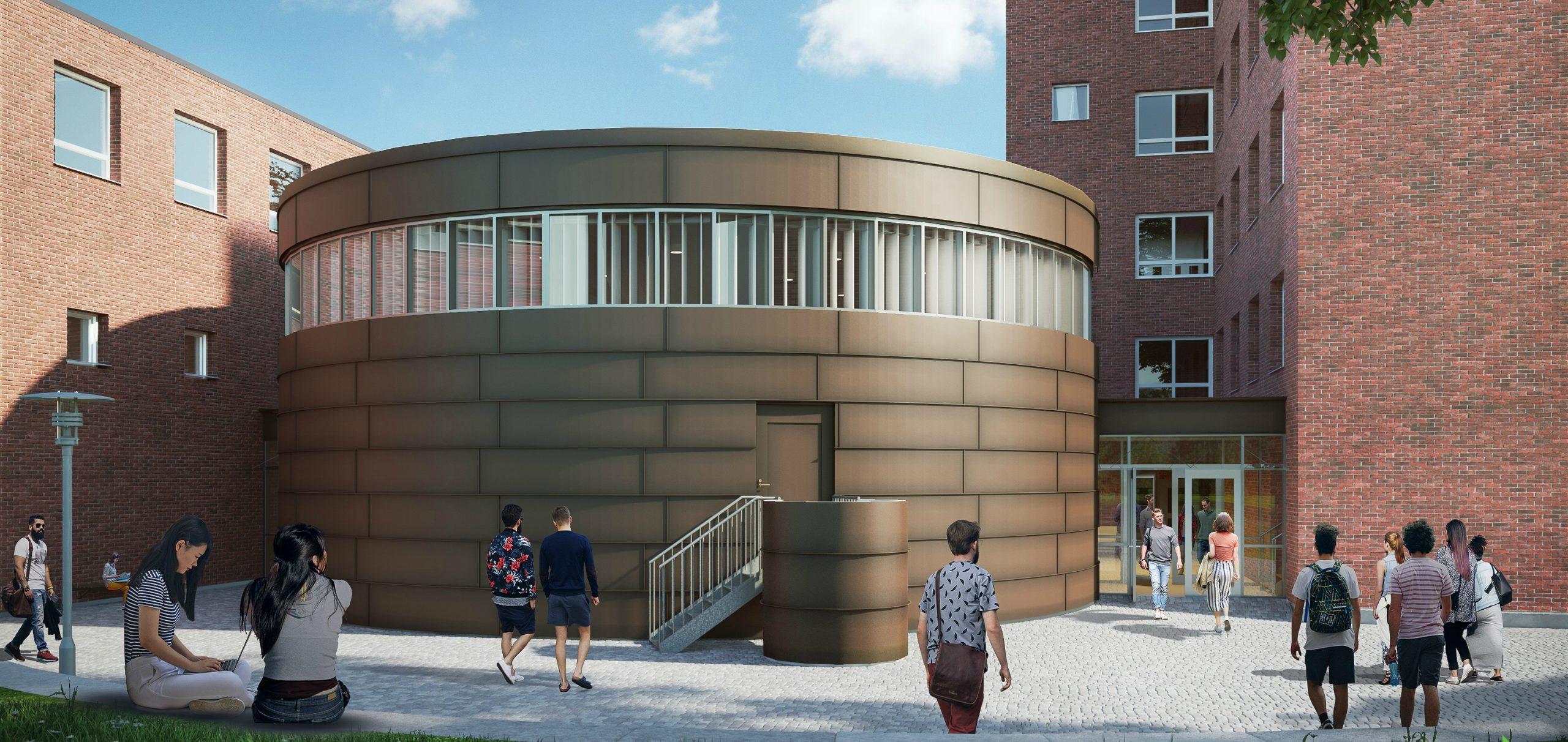 M-huset, Teknodromen Lunds Tekniska Högskola
