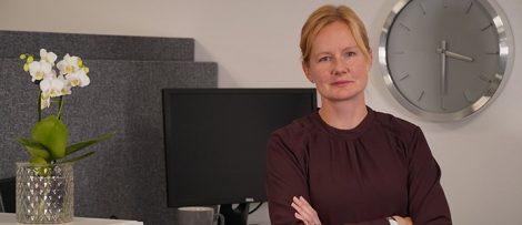 Anna Sjöström stärker redaktionen på Branschaktuellt. Foto: Jesper Norell