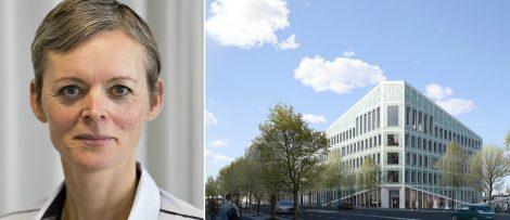 Susan Schack blir ny Sverigechef för Arkitema