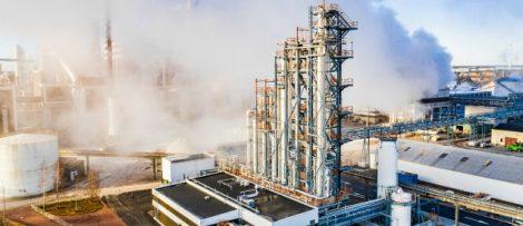 Södras fabrik för Biometanol