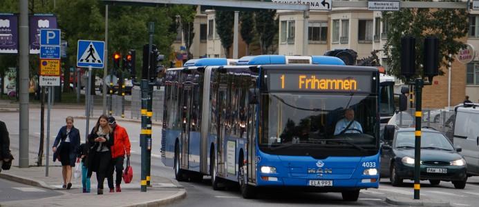buss keolis