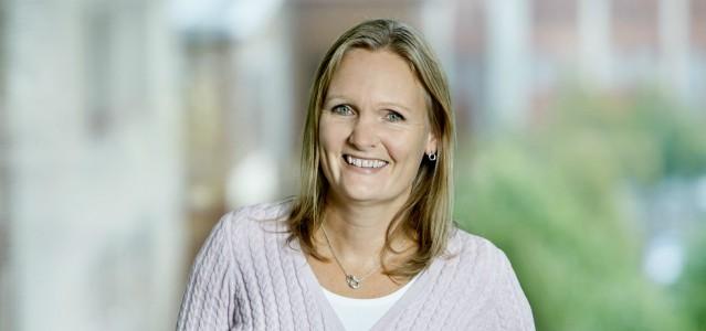 Eva Johansson, HMS- och kvalitetschef i AF Gruppen Sverige