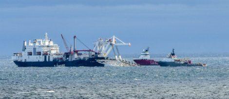gasledningsprojektet Nord Stream 2