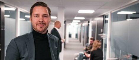 Fredric Känngård ny vd för solenergibolaget Voltify AB