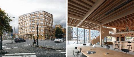 Sveriges första klimatneutrala kontorshus i Örebro