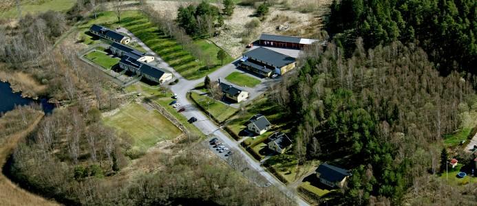 kvinnoanstalten Sagsjön i Lindome