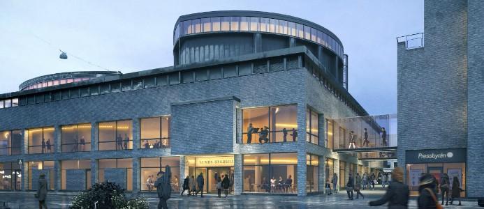stadshallen lund white arkitekter