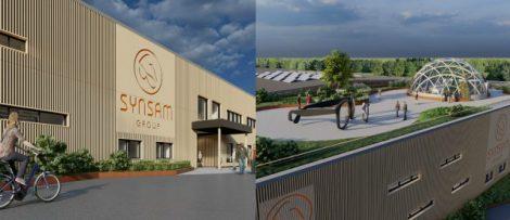 synsams nya fabrik i ockelbo