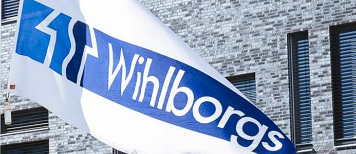 wihlborgs flagga