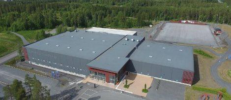 Östersunds arena