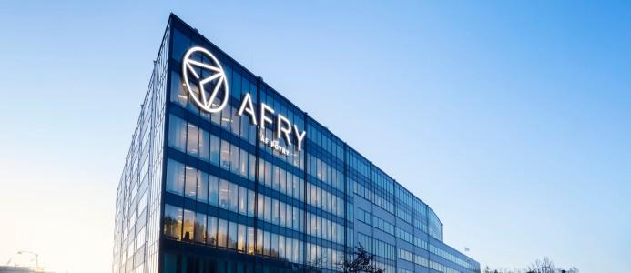 AFRY:s högkvarter. Foto: AFRY