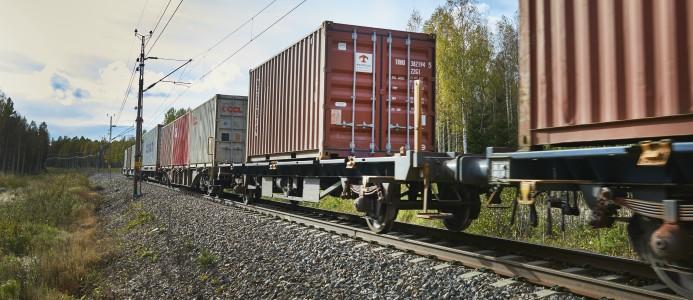 digitala automatkoppel testas på godståg