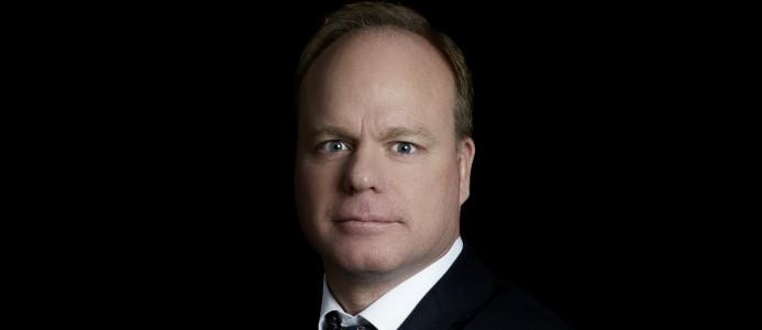 Mikael Rånes ,vd för Amasten. Foto: Amasten