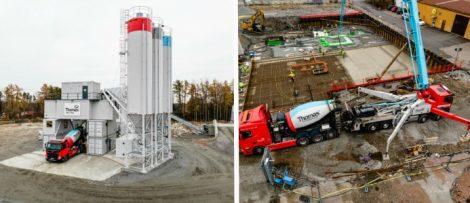 thomas betongs nya fabrik i västerås