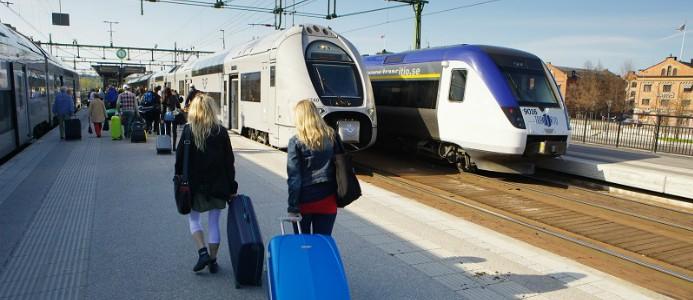 Transportstyrelsen mäter punktlighet på nytt sätt