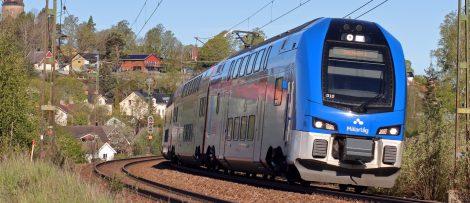 Från den 12 december 2021 får MTR Jota AB ansvaret för drift och underhåll av Mälartågs trafik som kommer att omfatta fem regionala tåglinjer i Stockholm-Mälardalen.