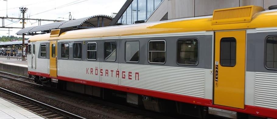 SJ tar över Krösatågens trafik. Bild: SJ